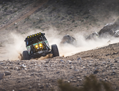 King of the Hammers: A Desert Adventure