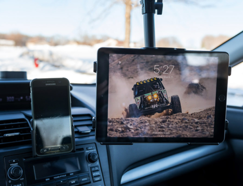 iPad & Phone Mount: ProClip USA