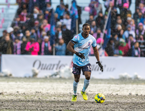 Soccer & Snow: Forward Madison FC